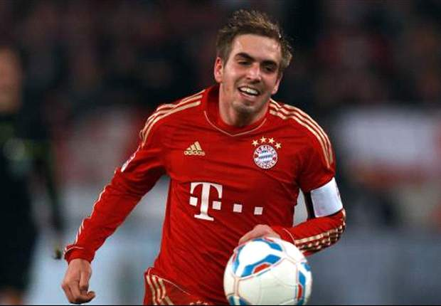 'I do not think that society is at the point where it can accept gay professional footballers' – Germany captain Philip Lahm