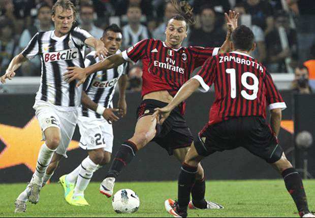 Book the night off on Saturday - AC Milan & Juventus set up the biggest league game in Europe this season