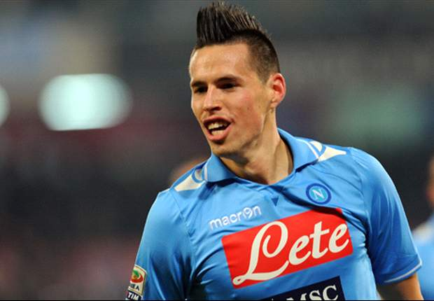 Hamsik: I admire PSG but I'm happy at Napoli