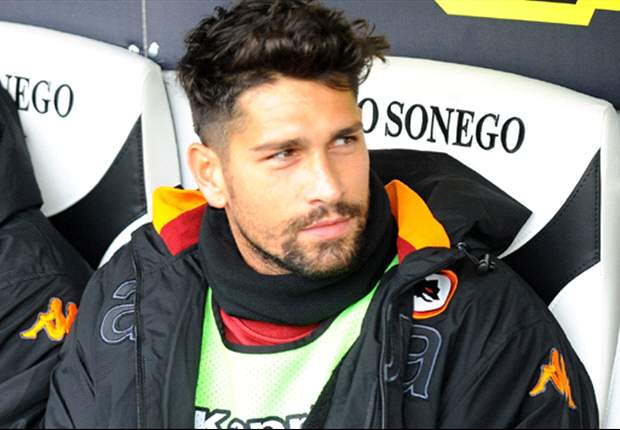 Roma's Marco Borriello joins Juventus on loan - report