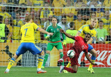 EXTRA-TIME: Sweden U21 0-0 Portugal U21