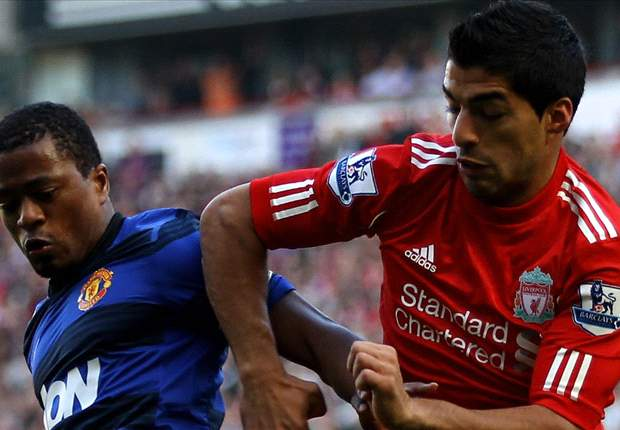 Liverpool striker Luis Suarez issues general apology for using 'negro' in confrontation with Manchester United defender Patrice Evra