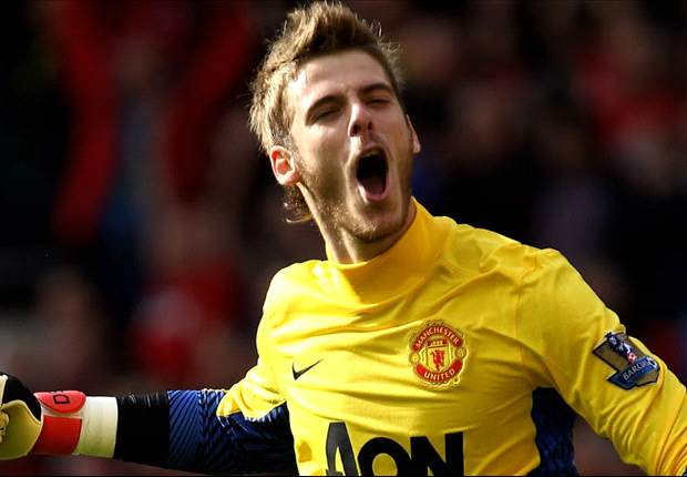 David De Gea Senang Main Reguler