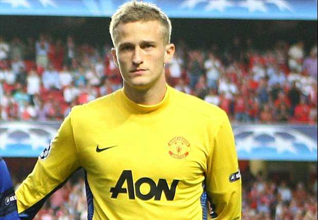 Anders Lindegaard delighted with his improvement after year at Manchester United