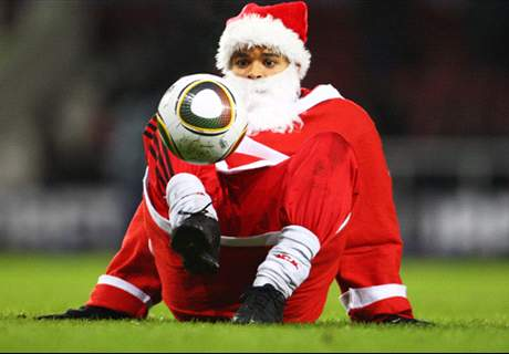 Merry Christmas from Goal!
