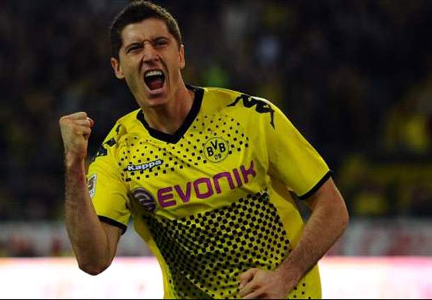 Bayern Munich meet with agent of Borussia Dortmund's Robert Lewandowski - report