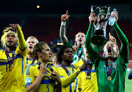 Sweden clinch U21 Euros