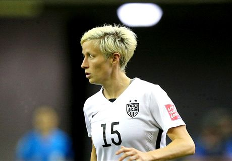 Rapinoe set to miss Olympic opener