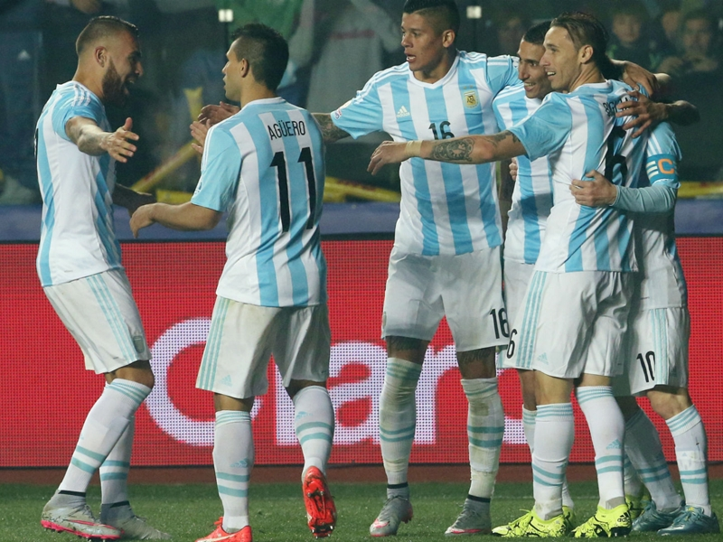 Chile-Argentina final a victory for attacking football versus South America...
