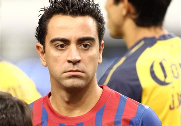 ESP - Xavi répond à Mourinho