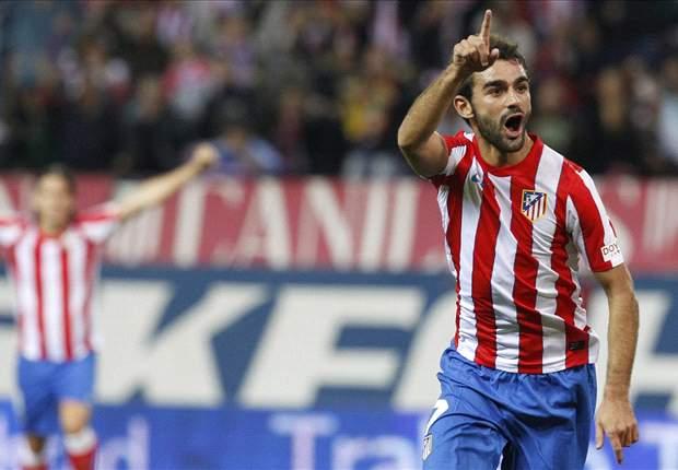 Atletico Madrid striker Adrian eyeing Spain Euro 2012 berth