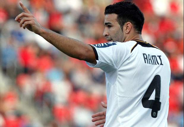 Manchester United Target Adil Rami Only Thinking About Valencia
