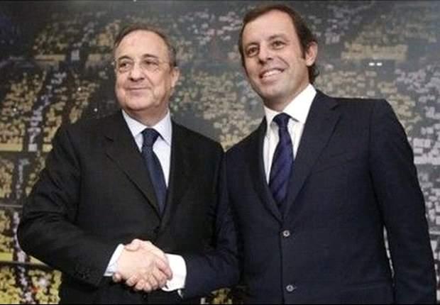 Florentino Perez: Real Madrid Di Belakang Tito Vilanova
