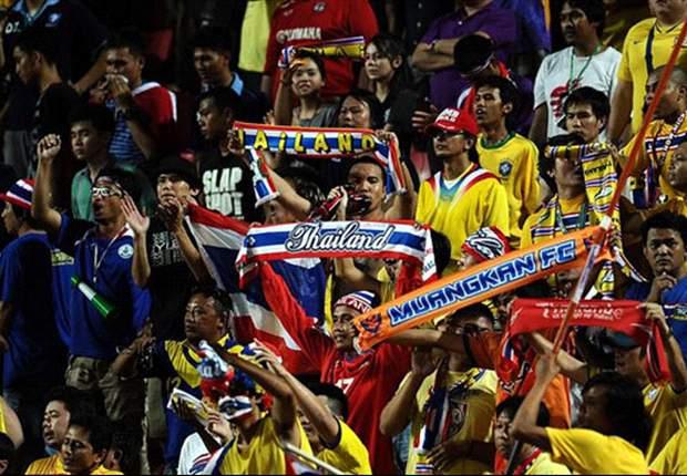 Fans Thailand Berharap AFF Suzuki Cup 2012 Persatukan Sepakbola Indonesia