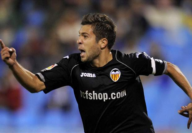 Valencia resigned to losing Jordi Alba - report