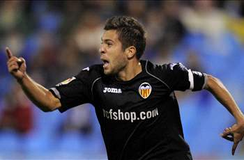 Barcelona still interested in Valencia's Jordi Alba - report