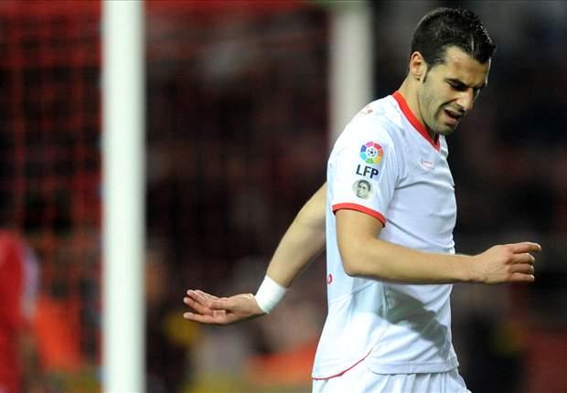 Sevilla 2-1 Getafe: Negredo y Fazio lideran la primera victoria sevillista