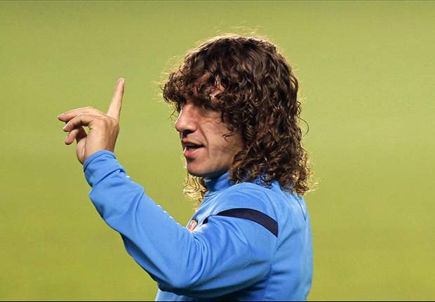 Barcelona's Carles Puyol: There are no excuses for Villarreal draw