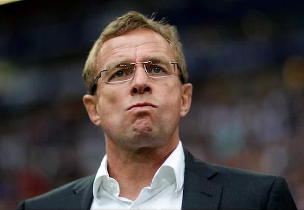 Red-Bull-Sportdirektor Rangnick: Werden dauerhaft Erfolg haben