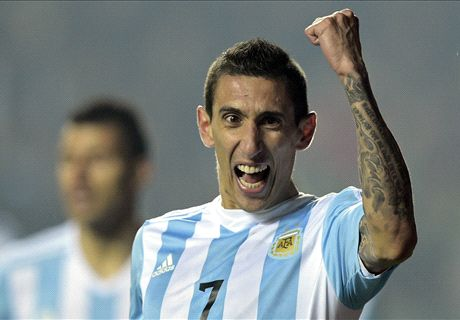 TT: Di Maria demands PSG move