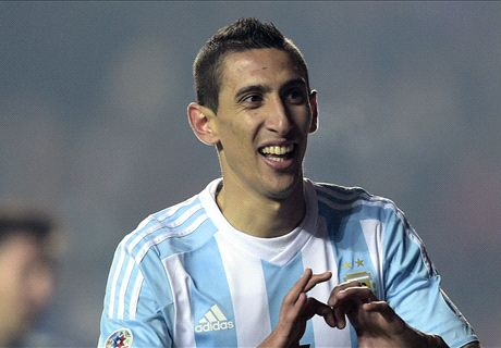 Di Maria excited by imminent PSG switch