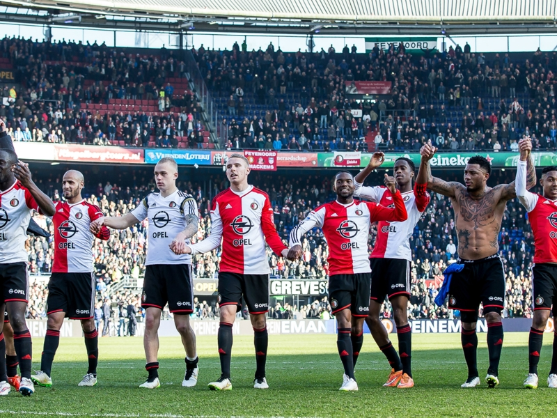 Feyenoord Academy coaches uplifting youngsters in the Free State