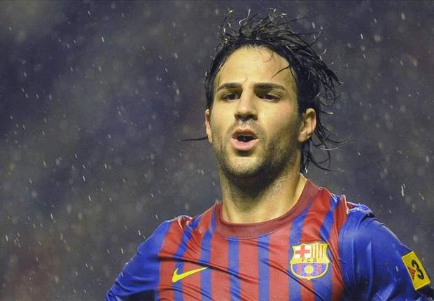 Cesc Fabregas: I dream of winning the treble with Barcelona but I want the Champions League the most