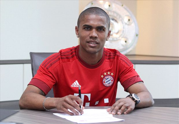Official: Bayern Munich sign Douglas Costa from Shakhtar Donetsk for £21.3m