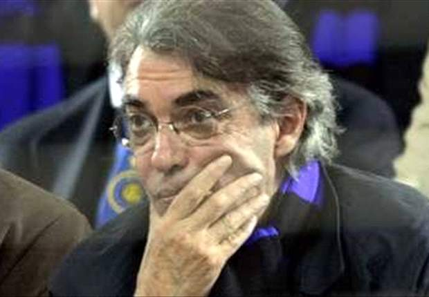 Inter President Moratti Believes Adriano Made The Right Decision
