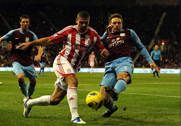Stoke City 0-0 Aston Villa: Neither side able to find the breakthrough as Potters are held to Boxing Day draw at Britannia Stadium