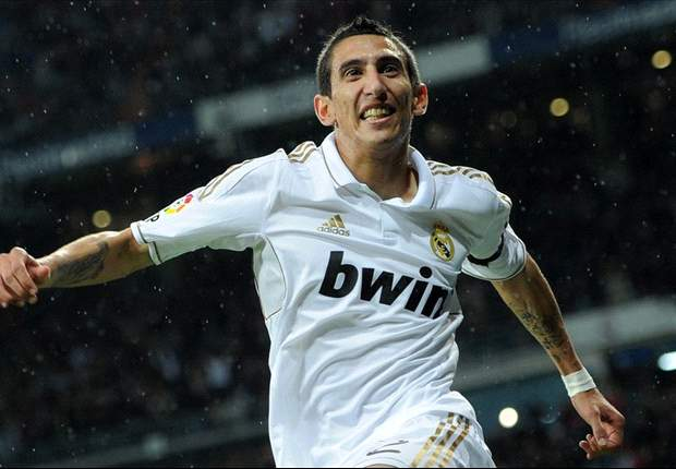 Di Maria extends Real Madrid contract until 2018