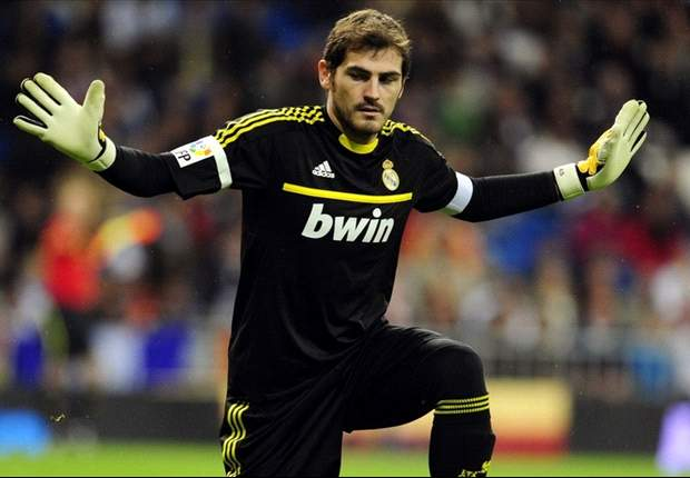 Real Madrid's Casillas: I have never seen anyone play at the same level as Cristiano Ronaldo