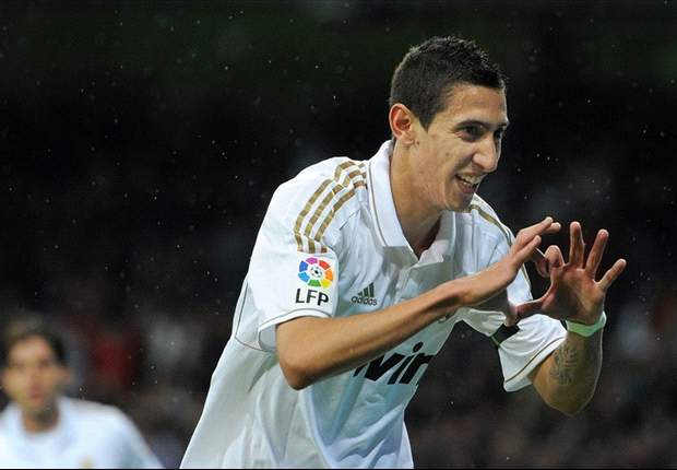 Di Maria targets Champions League glory