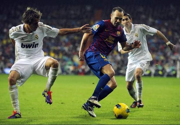 Wednesday's Bet of the day: Back the game to be level at half-time when Real Madrid host Barcelona