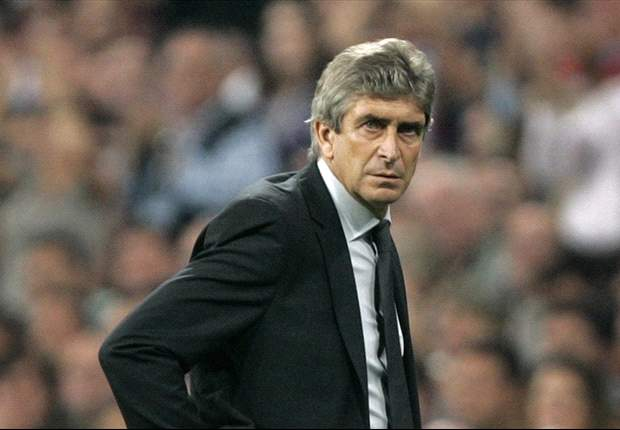 Pellegrini: Atletico Madrid favourites against Malaga