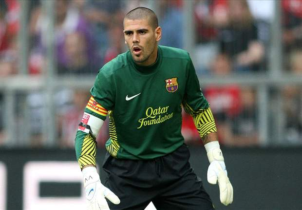 Barcelona's Victor Valdes: We have the best youth system in the world