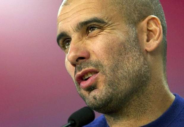 Barcelona's Pep Guardiola tells fans to leave Real Madrid's Pepe alone in Copa del Rey Clasico
