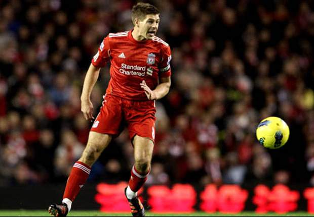 Liverpool's Steven Gerrard dismisses suggestions that Glen Johnson should have seen red in Manchester City win