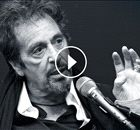 Al Pacino le envió un saludo al plantel de Argentina