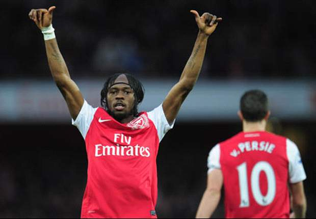 Gervinho: I want to be better than Pires at Arsenal