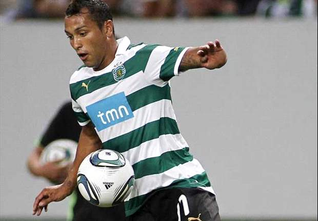 Liverpool interested in Sporting winger Jeffren, claims agent