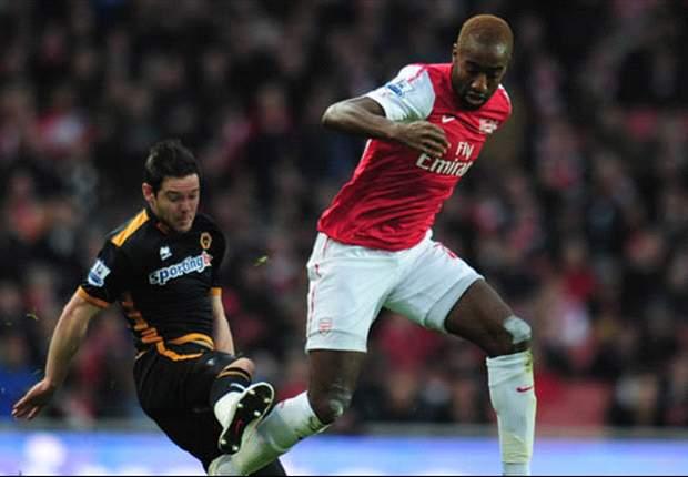 Arsenal's Johan Djourou set for Italian move, says agent