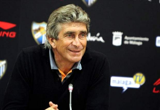 Pellegrini targets top spot in Group C after securing Champions League progession