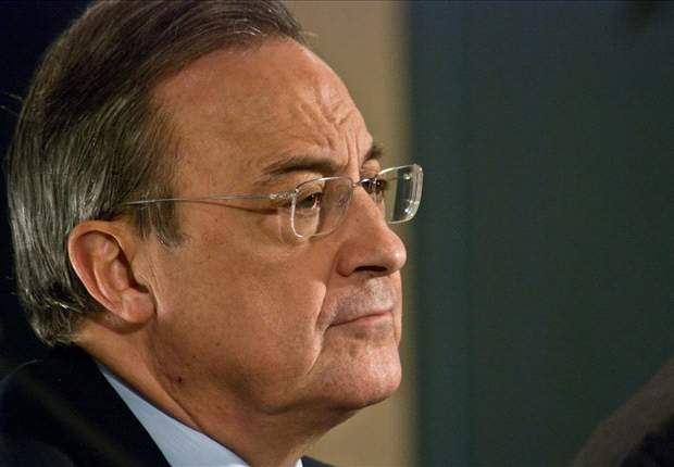 Nothing is impossible, says Real Madrid president Florentino Perez