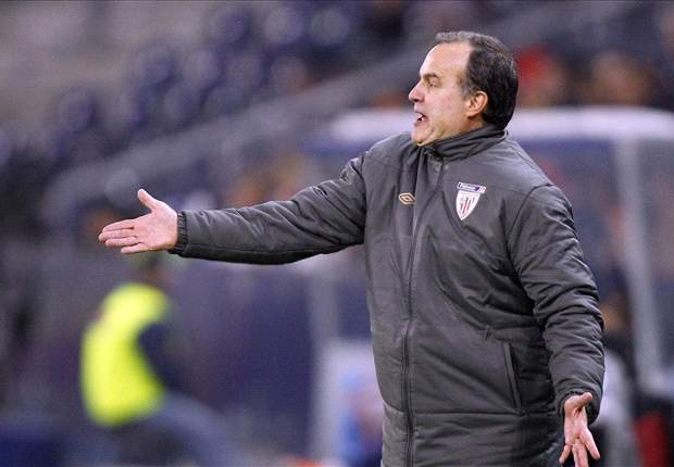 Athletic Bilbao boss Bielsa takes blame for Europa League loss