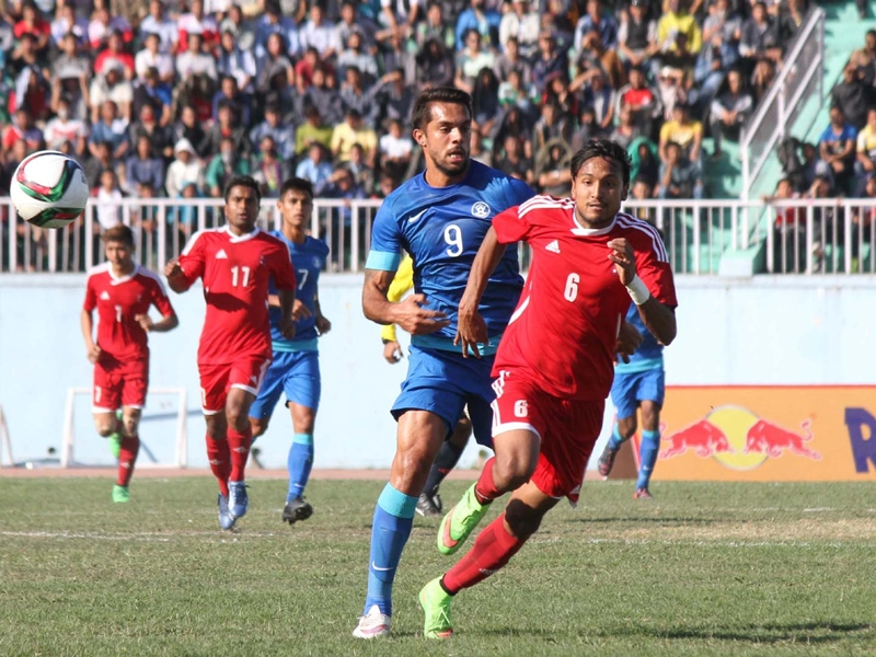 Pune to host national team's training camp and Nepal friendly