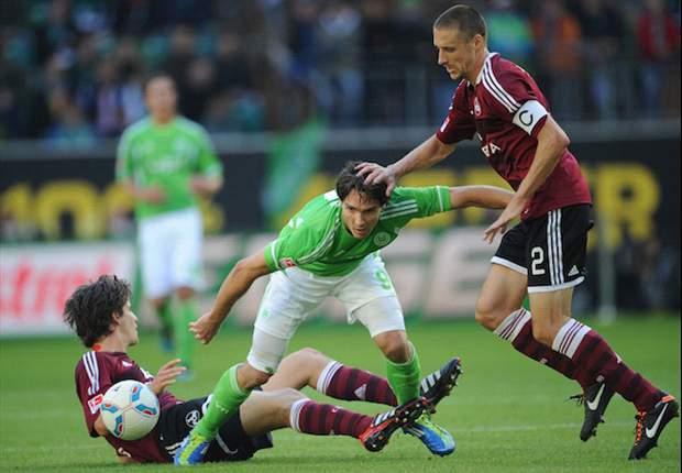 Wolfsburg verleiht Srdjan Lakic bis zum Saisonende an Eintracht Frankfurt