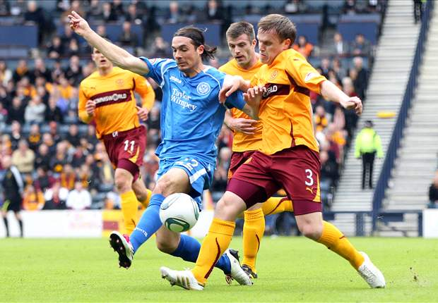 Scottish Day Bet of the Day: Motherwell - St Johnstone