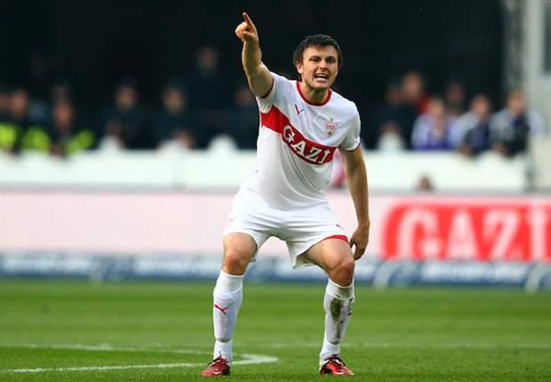 VfB Stuttgart: Hinruden-Aus für William Kvist