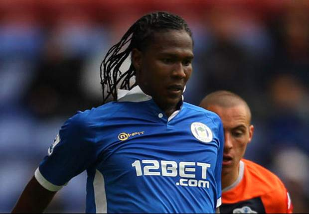 Wigan owner Dave Whelan reveals Tottenham have yet to submit a bid for forward Hugo Rodallega